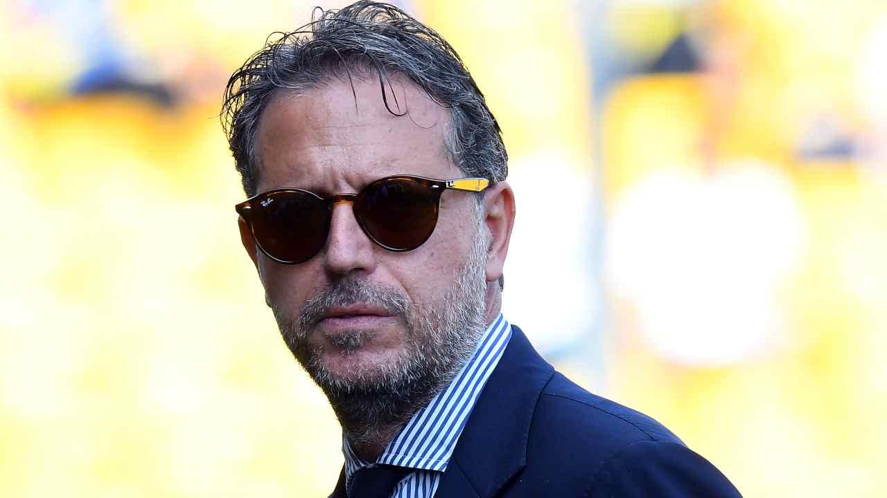 Paratici Juventus Milan Donnarumma