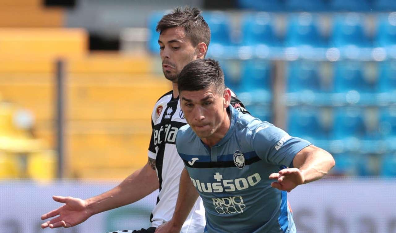Parma-Atalanta, gli highlights del match