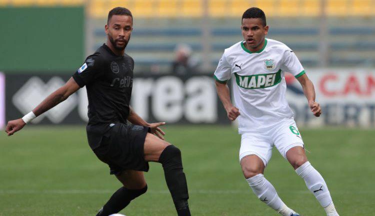 Parma-Sassuolo highlights