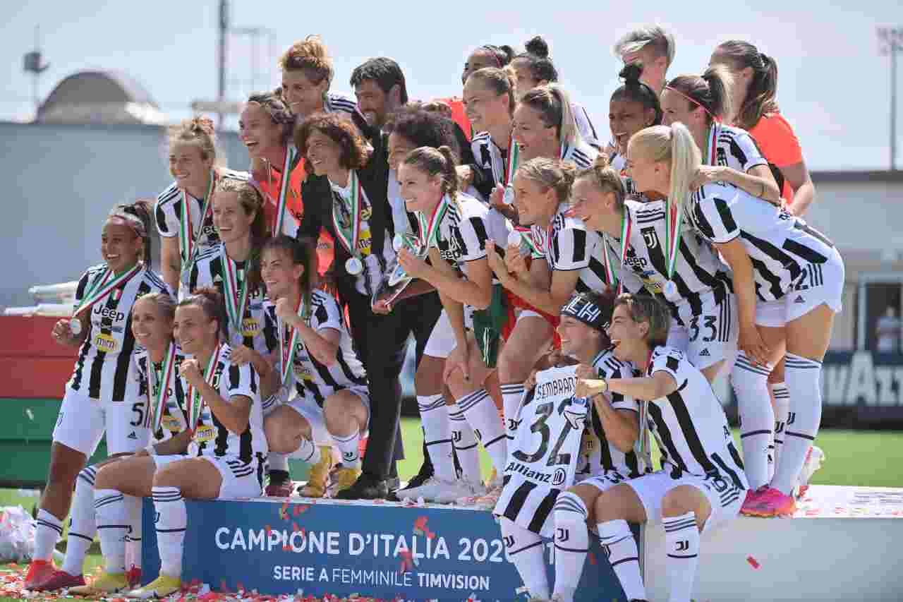 Partita del cuore Juventus Women