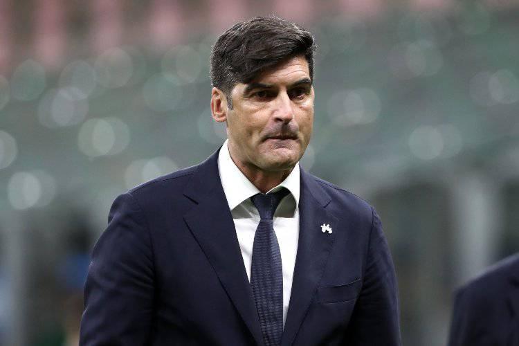 Paulo Fonseca allenatore Fiorentina