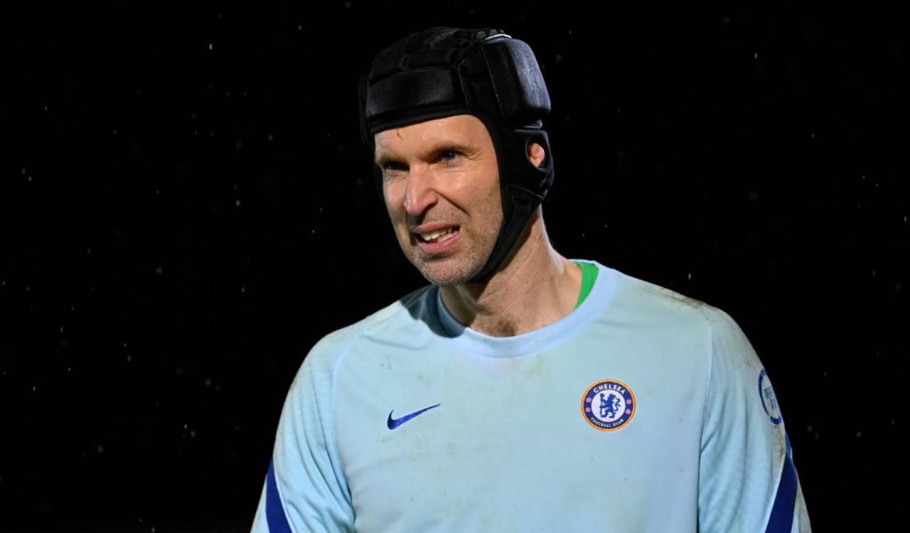 Petr Cech ex portiere Chelsea