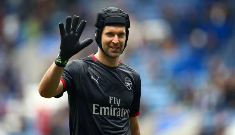Petr Cech ex portiere