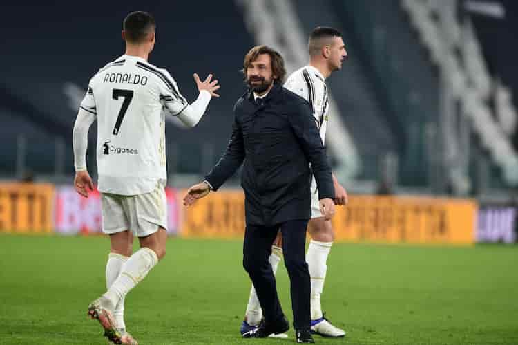 Piccinini duro con Juve e Pirlo (Getty Images)