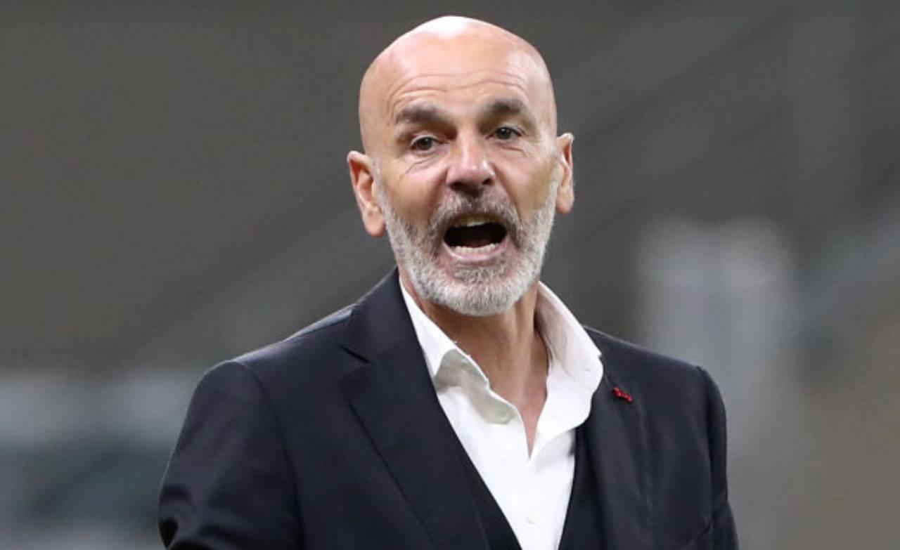 Stefano Pioli attaccato