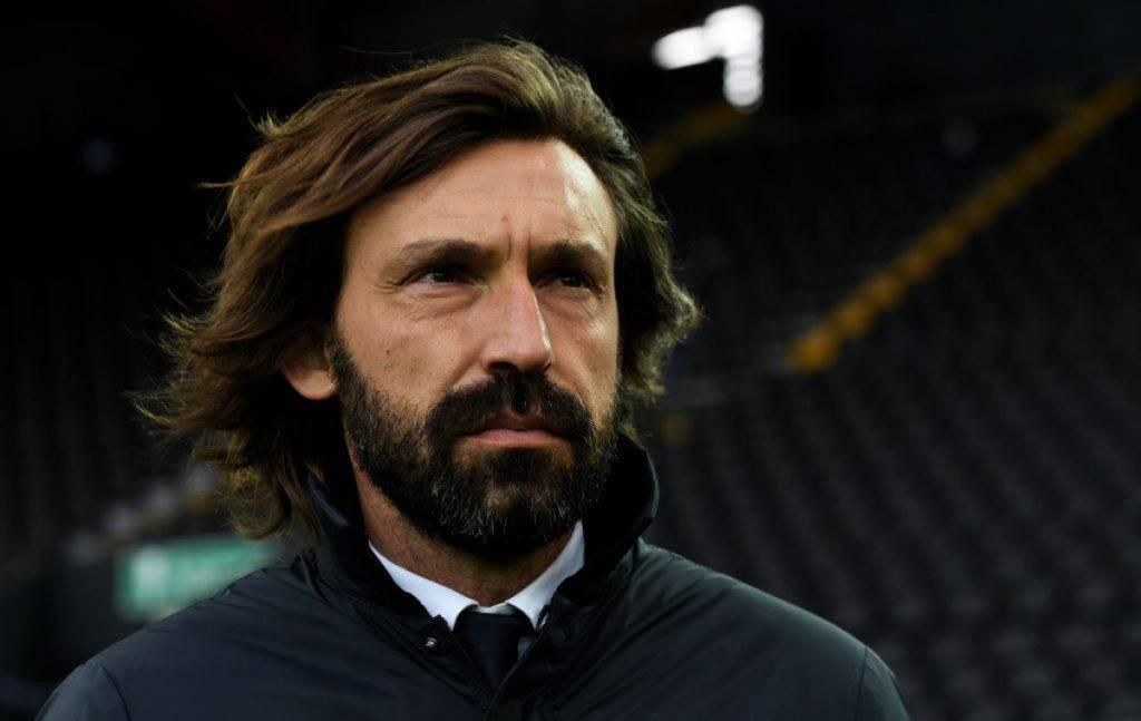 Pirlo allenatore Juventus