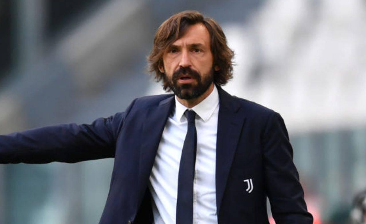 Pirlo Juventus Inter