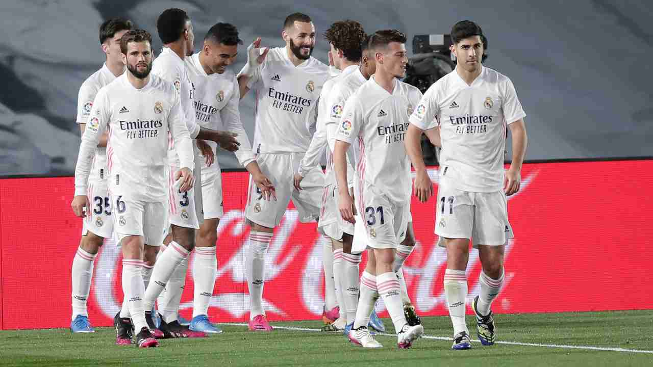 Real Madrid ufficiale Alaba