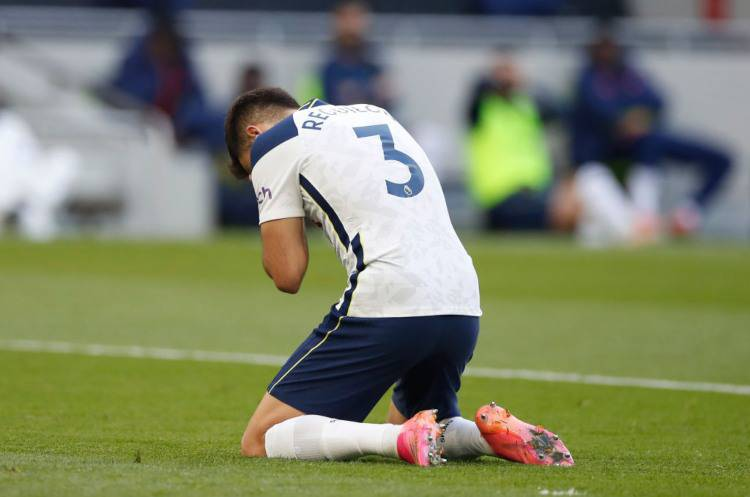 Sergio Reguilon difensore Tottenham