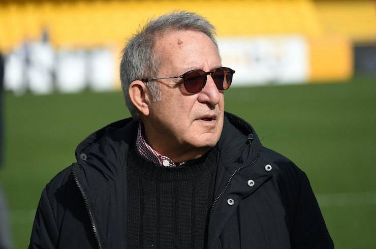 Retrocessione Benevento, il Presidente punisce la squadra (Getty Images)