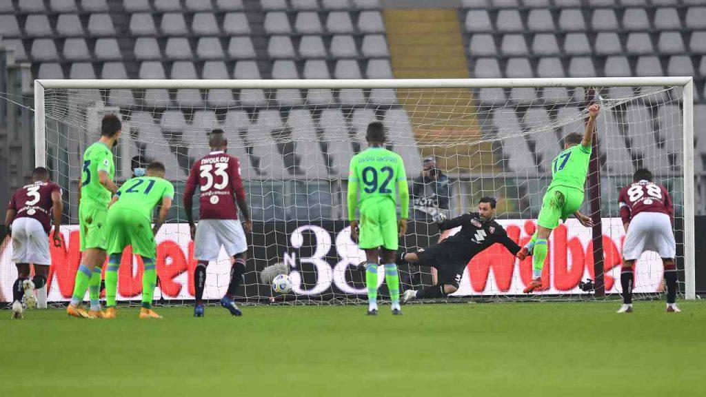Ricorso Lazio Torino
