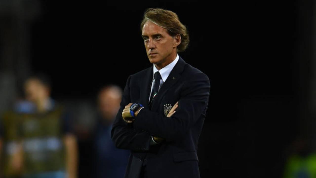 Mancini allenatore Italia