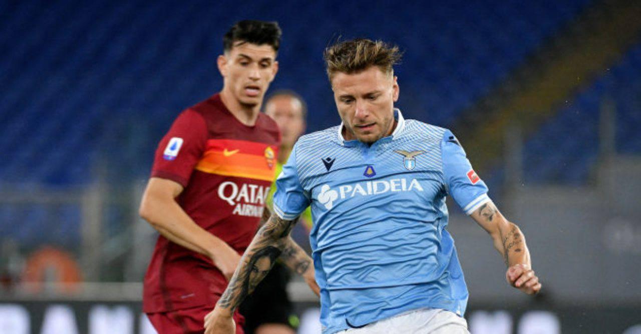 Roma-Lazio LIVE