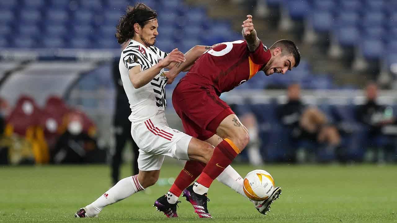 Roma Manchester United