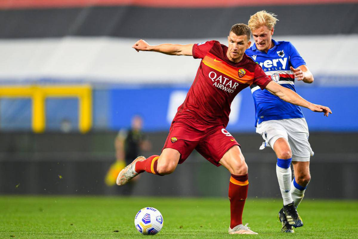 Highlights Sampdoria Roma