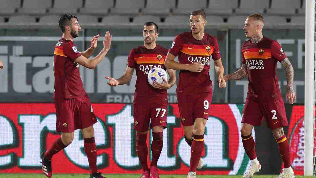 roma conference league