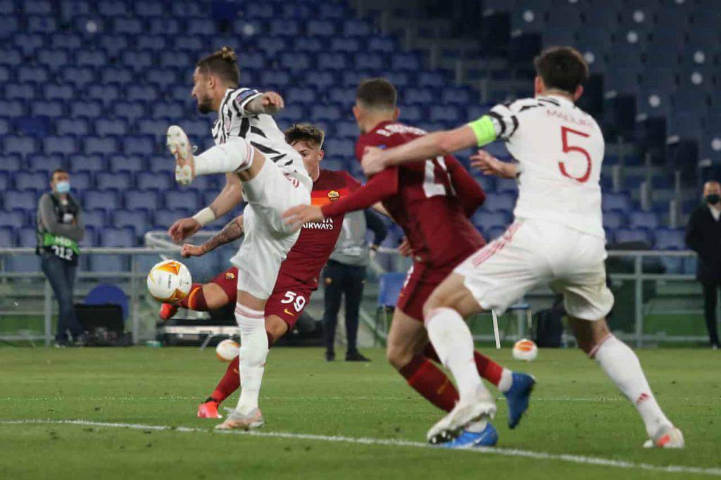Roma record per Zalewski all'esordio (Getty Images)