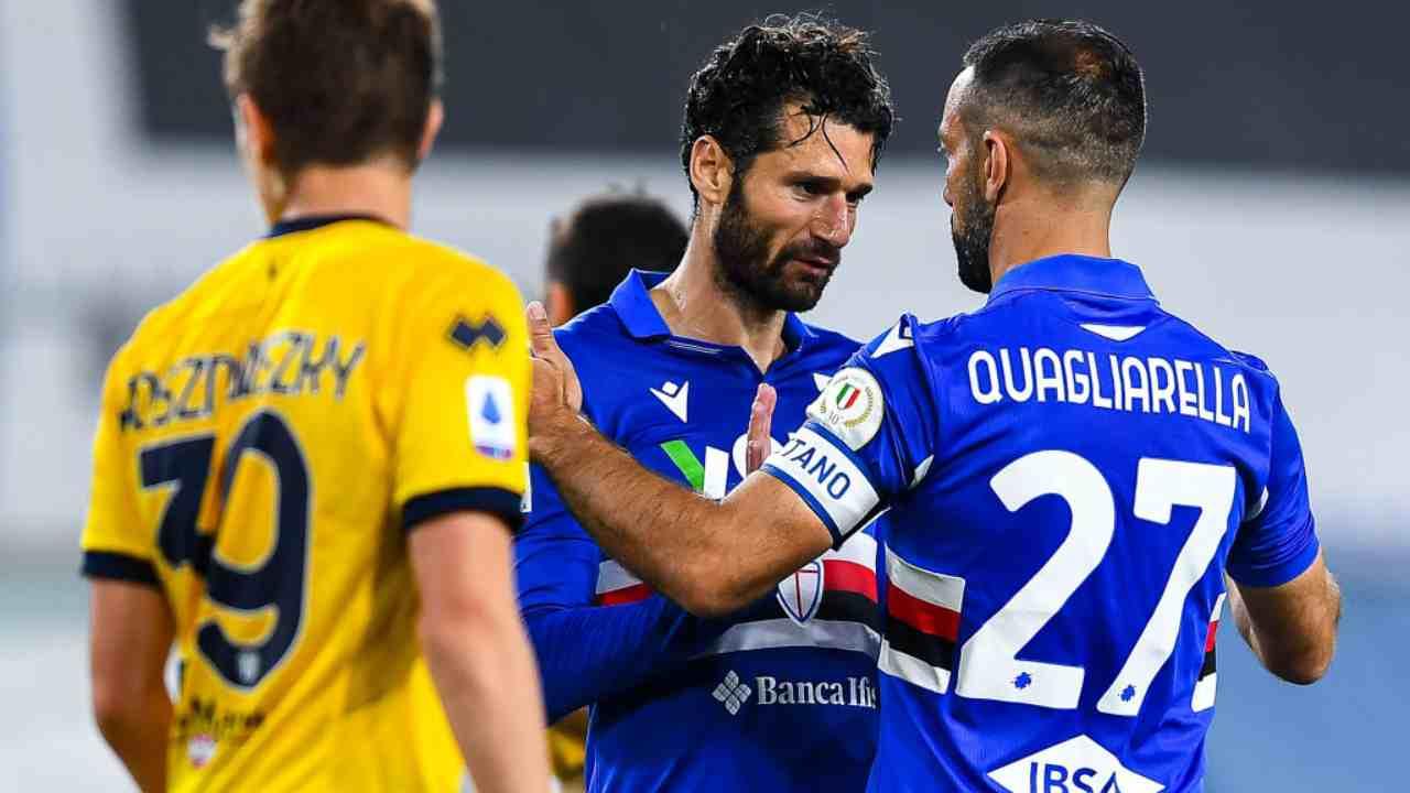 Sampdoria Parma Highlights