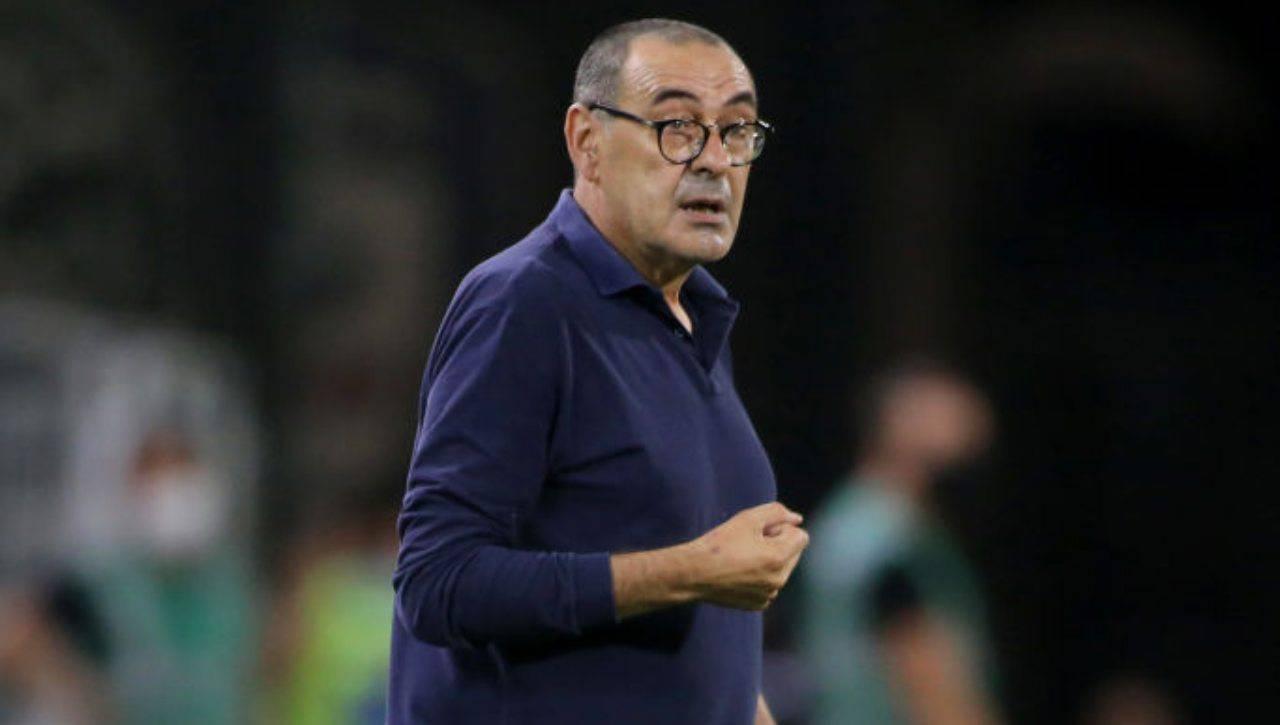Sarri allenatore Juventus