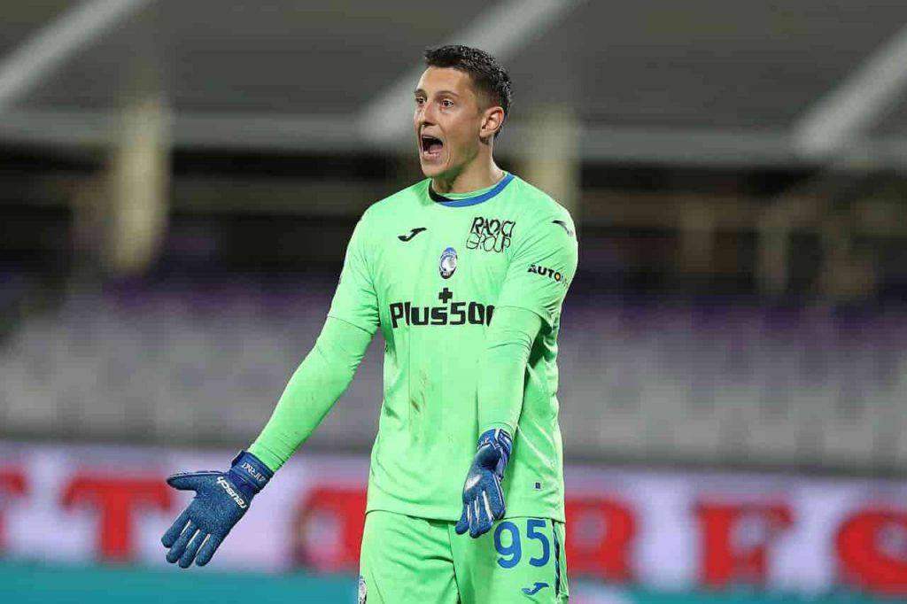 Sassuolo Atalanta Gollini espulso (Getty Images)