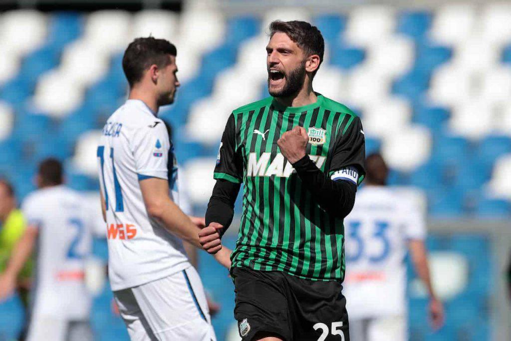 Sassuolo Atalanta highlights (Getty Images)