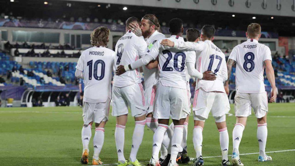 Sergio Ramos Real Madrid rinnovo PSG neymar