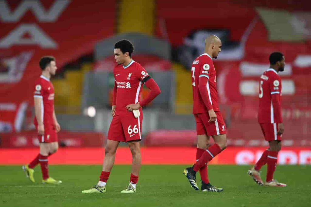 Sintesi Liverpool-Southampton (Getty Images)