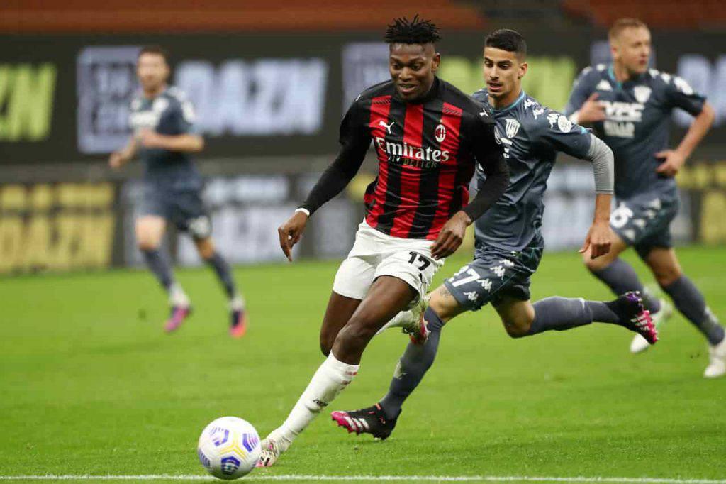 Sintesi Milan-Benevento (Getty Images)