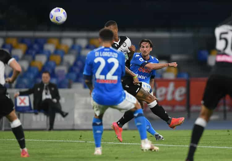 Sintesi Napoli Udinese (Getty Images)