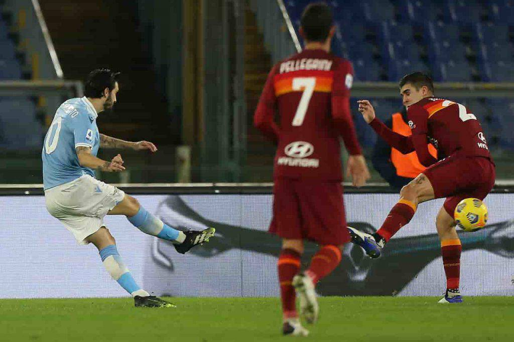 Sintesi Roma-Lazio (Getty Images)