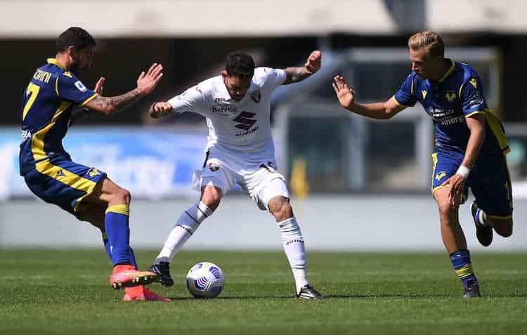 Sintesi Verona-Torino (Getty Images)