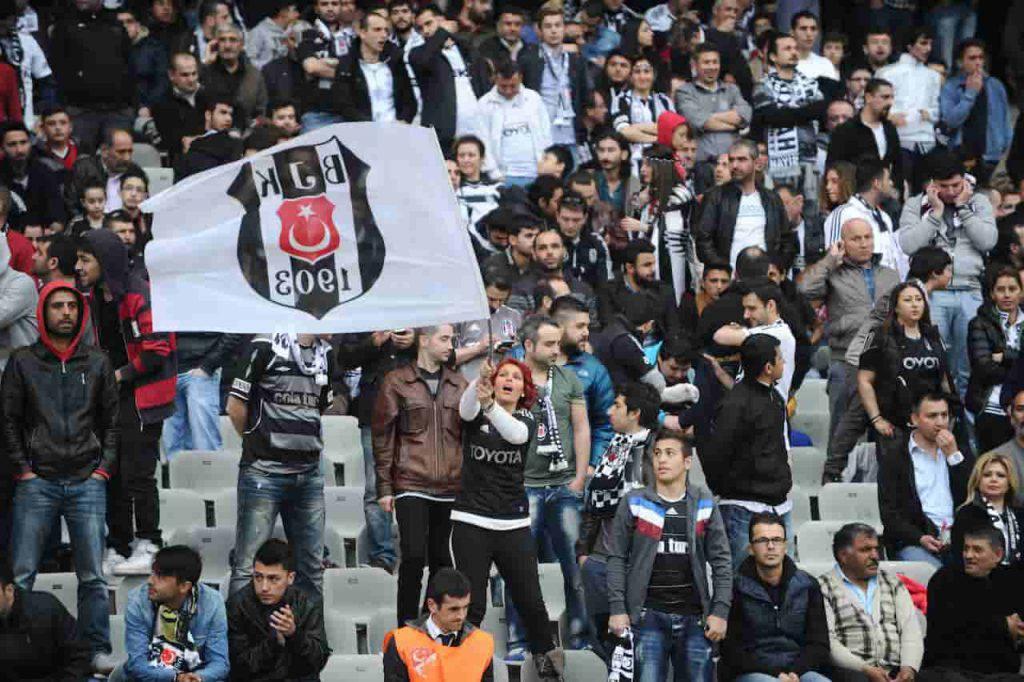 Super Lig Besiktas (Getty Images)