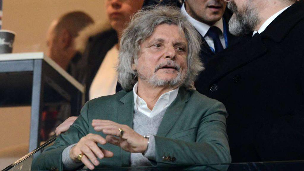 Massimo Ferrero Superlega