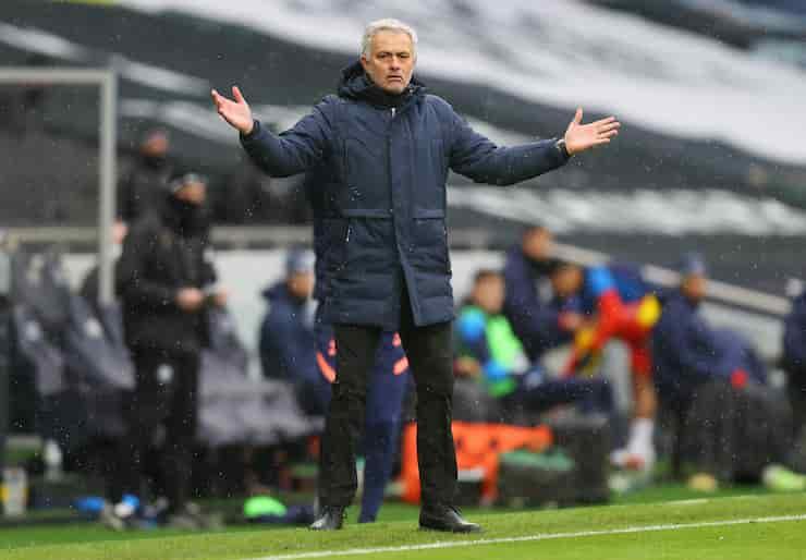 Tottenham, la verità sull'esonero Mourinho (Getty Images)