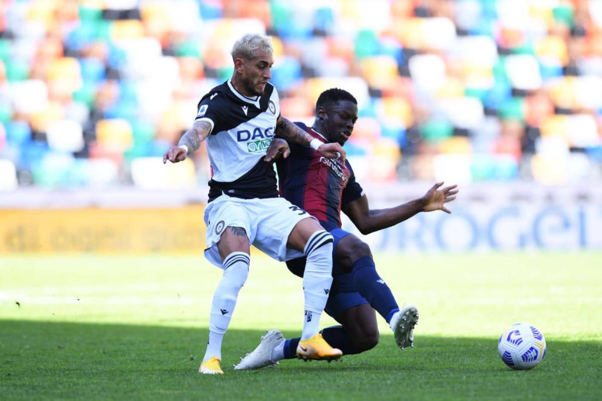 Udinese Bologna Highlights
