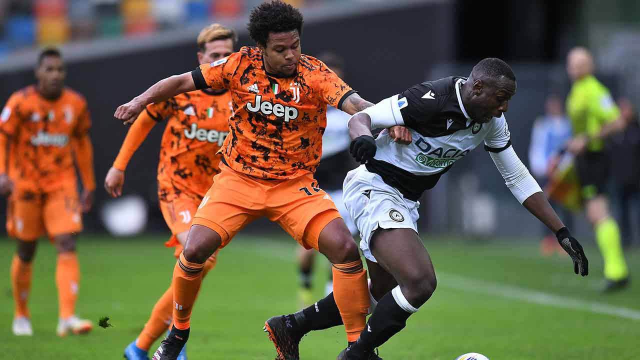 Udinese Juventus Pagelle