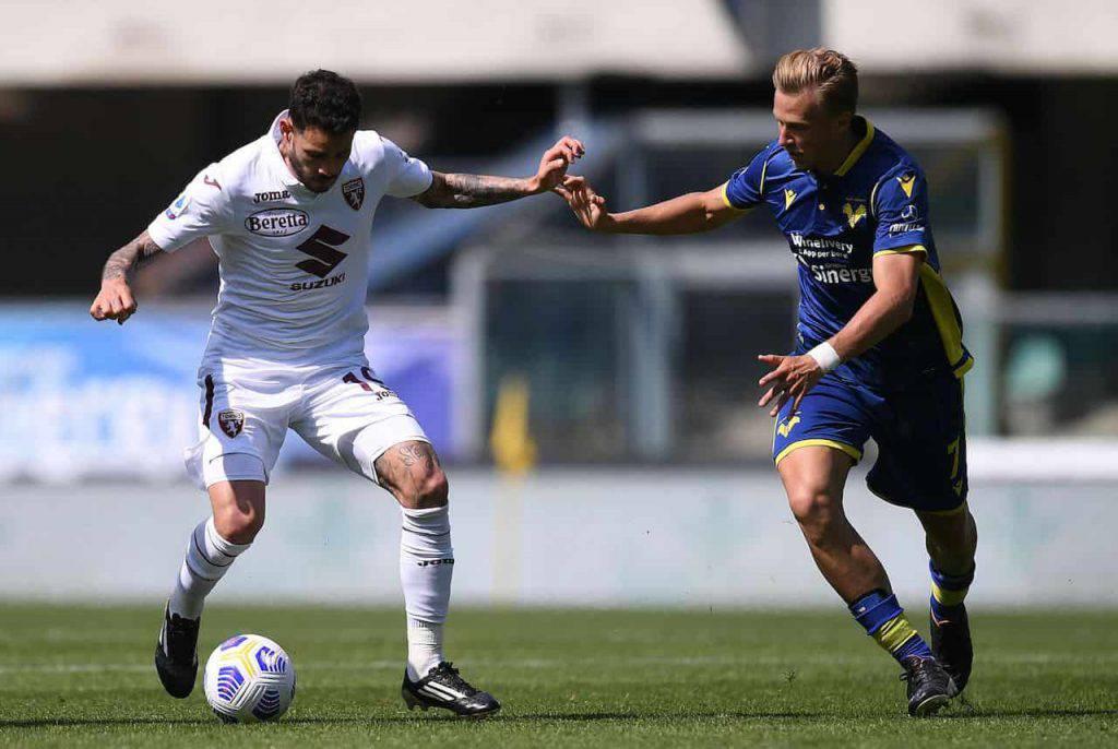 Verona Torino highlights (Getty Images)