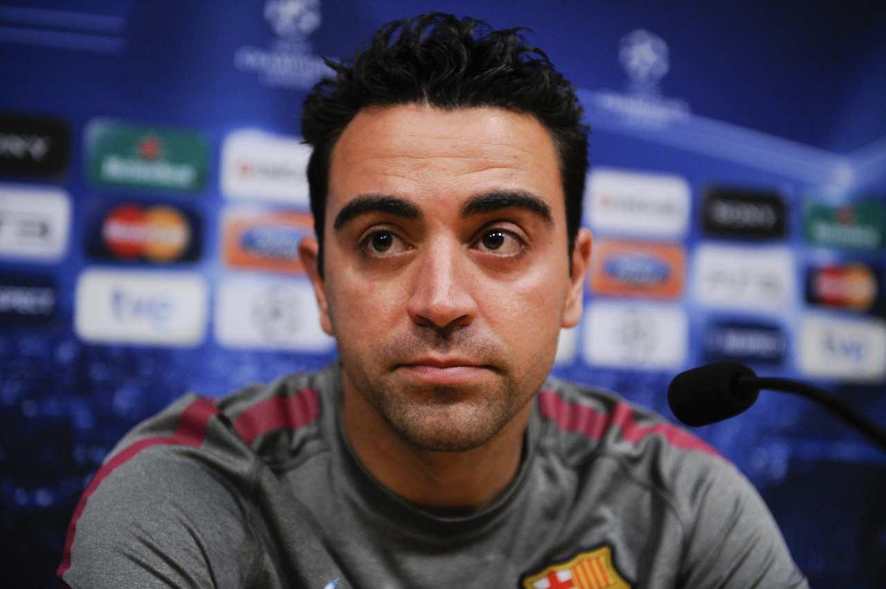 Xavi Barcellona