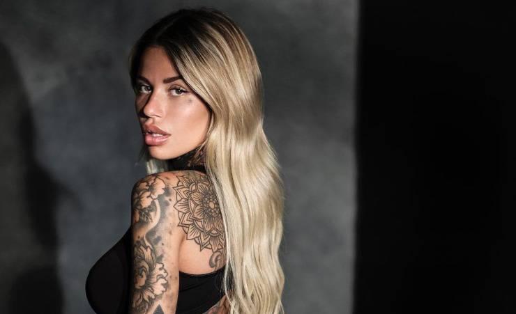 Zoe Cristofoli Theo Hernandez