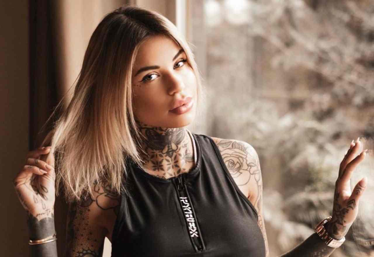 Zoe Cristofoli modella
