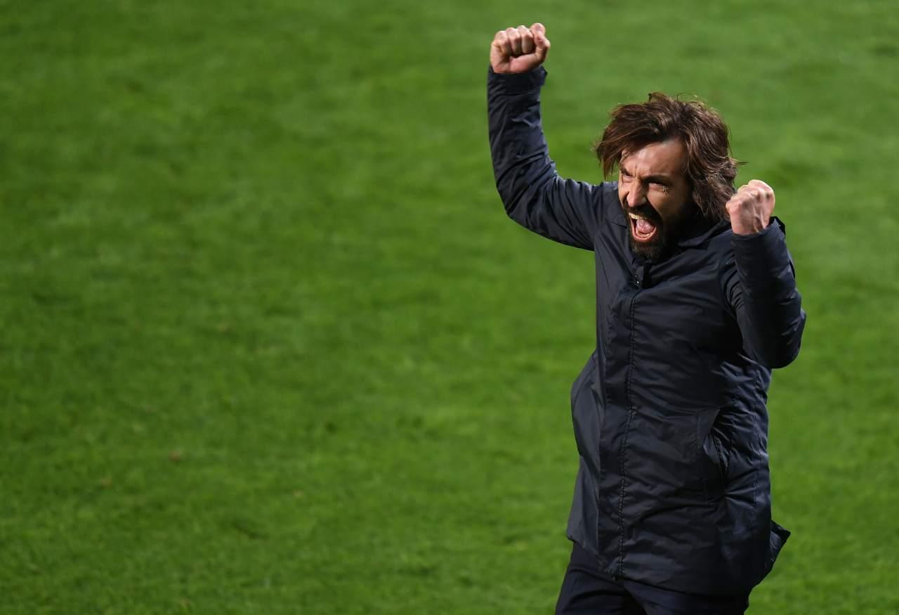Paradosso Pirlo, è il tecnico più vincente in stagione: i trofei