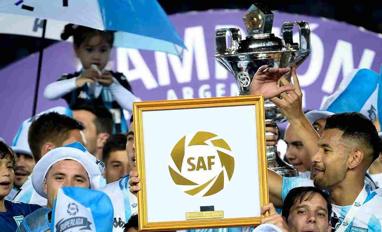 Argentina campionati sospesi