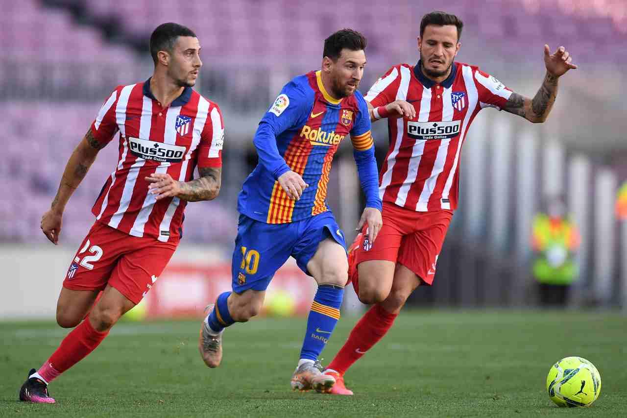 Highlights Barcellona-Atletico Madrid