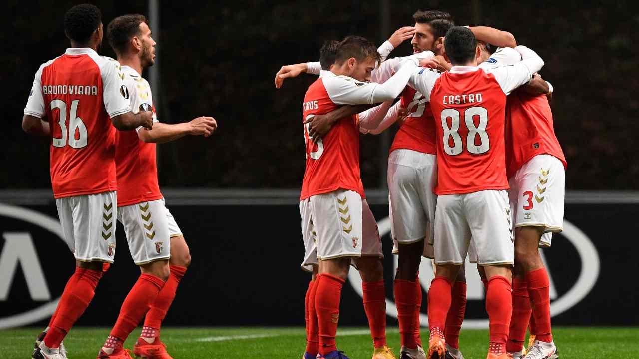 Braga Moreirense formazioni (Getty Images)