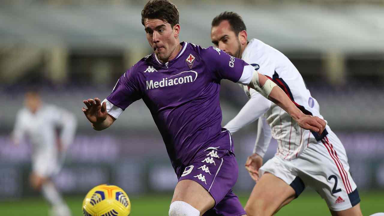 Highlights Cagliari-Fiorentina (Getty Images)