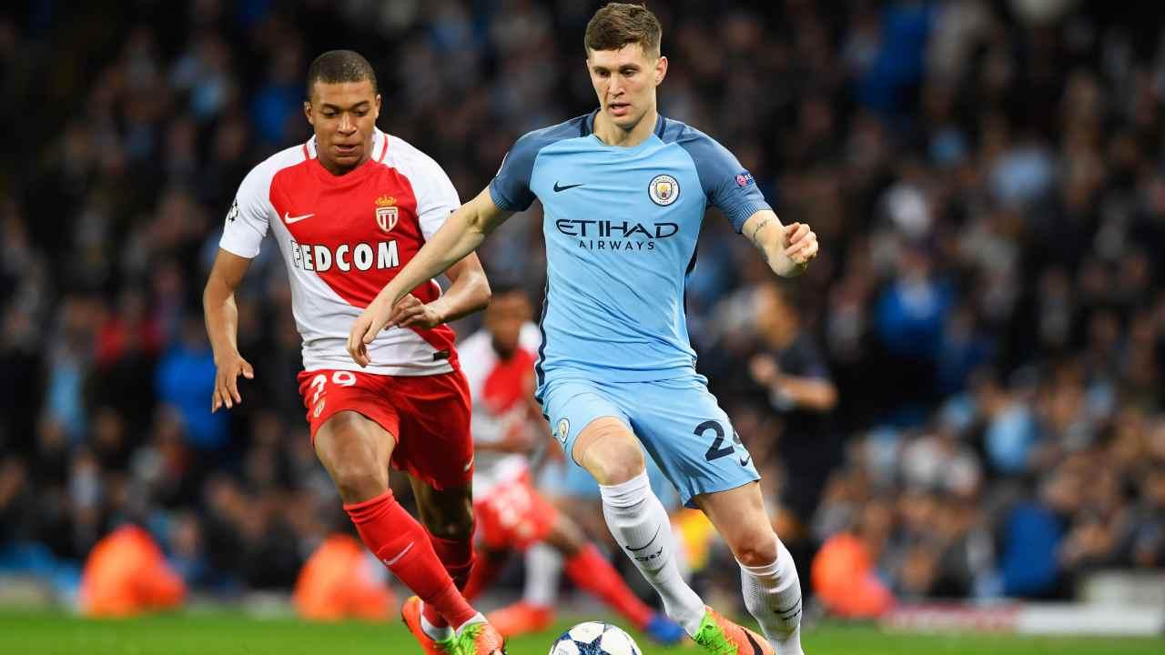 Manchester City-Monaco, la prima grande notte di Kylian Mbappé