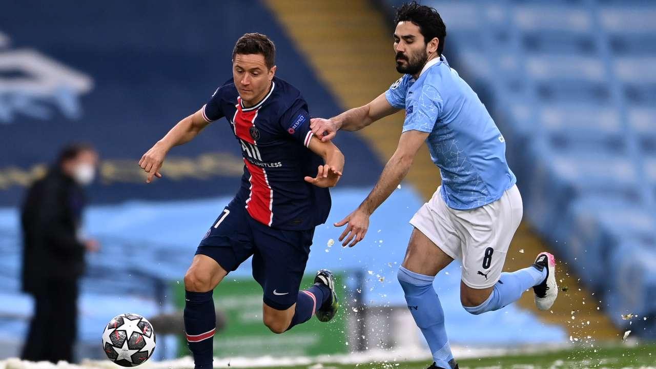 Moviola Manchester City-PSG, il VAR toglie un rigore ai parigini: l'analisi