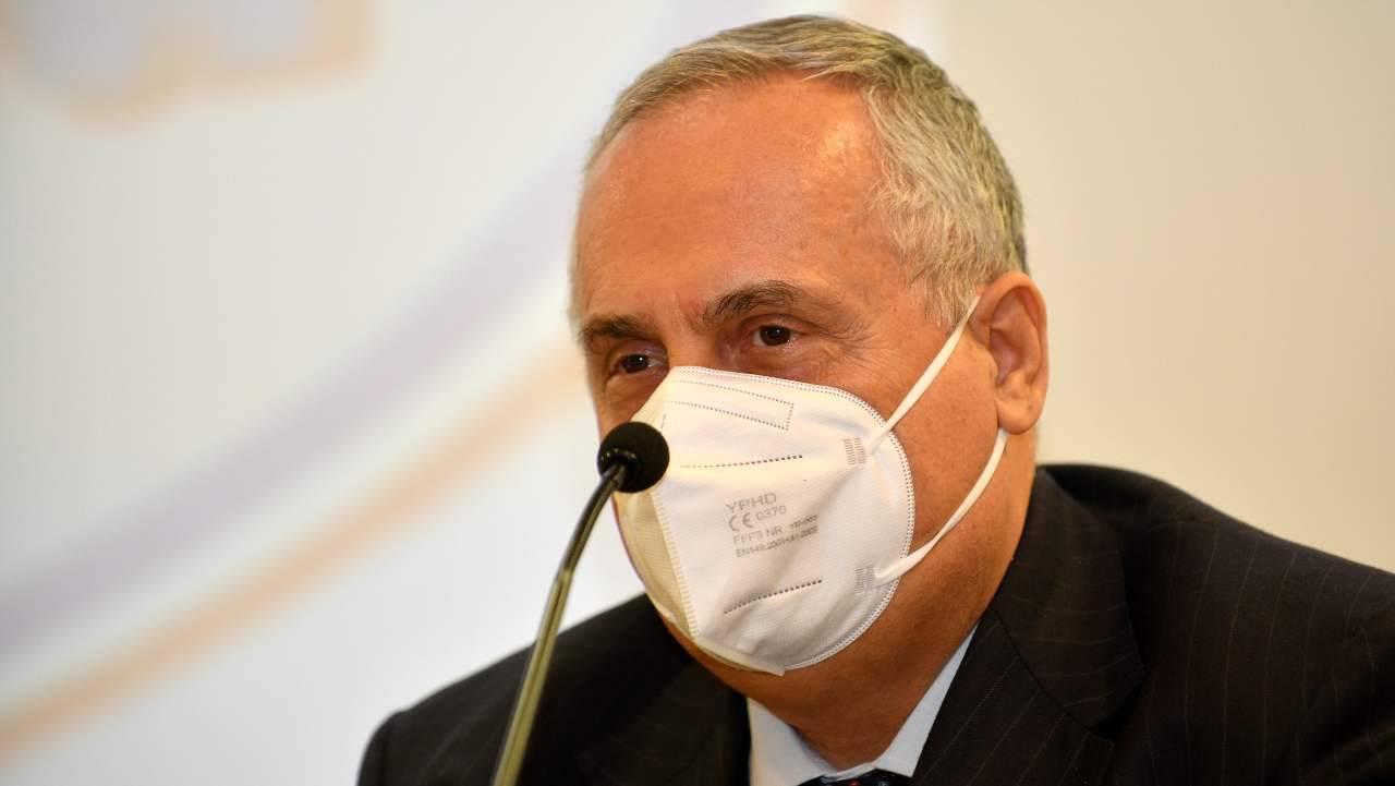 Lazio tamponi, le motivazioni della sentenza: le mancanze di Lotito (foto Getty)