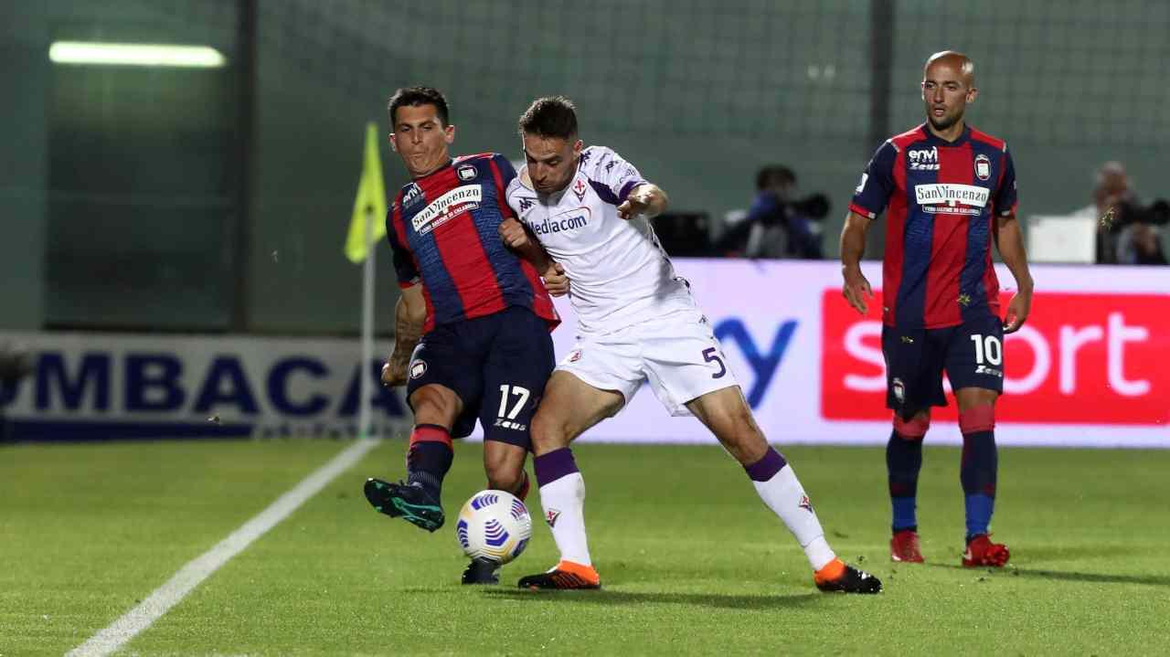 Serie A, highlights Crotone-Fiorentina: sintesi partita - Video