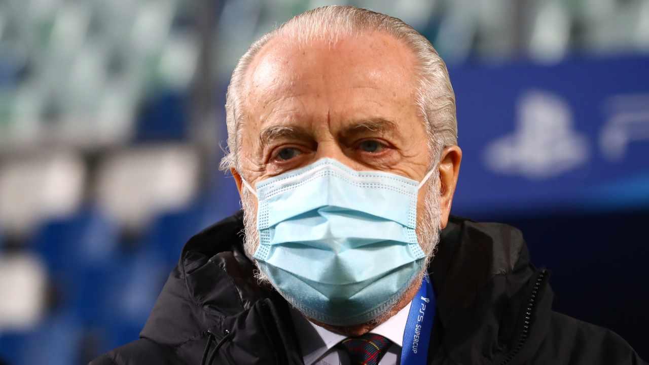 De Laurentiis Napoli Gattuso